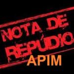 APIM – Associação Progressense de Imprensa emite nota de Repúdio