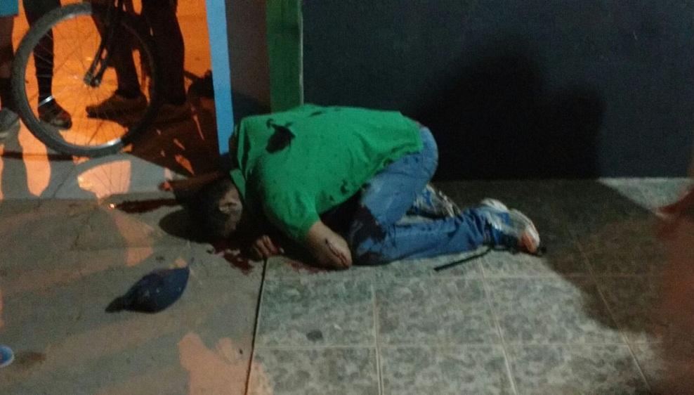 Soneca é assassinado a tiros em Novo Progresso