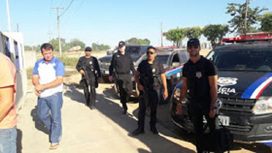 """Policia Civil do Baixo Amazonas realiza operação, """"Boiadeiro"""" em Castelo dos Sonhos."""