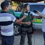 """""""Aumenta o desmatamento e IBAMA intensifica operações na região"""""""