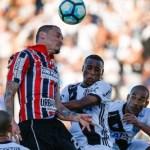 São Paulo empate com Fluminense e segue em jejum na Série A