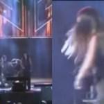 Fã invade palco, derruba Simaria e leva soco de Simone em show na Bahia; vídeo