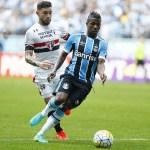 São Paulo empata com Grêmio, segue na zona de rebaixamento e ajuda Corinthians