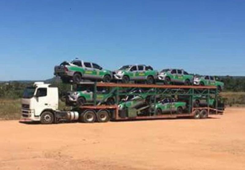 Veículos novos renovaria a frota em Santarém.