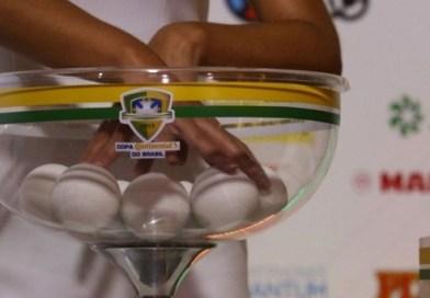 Sorteio das semifinais da Copa do Brasil será no dia 31 de julho