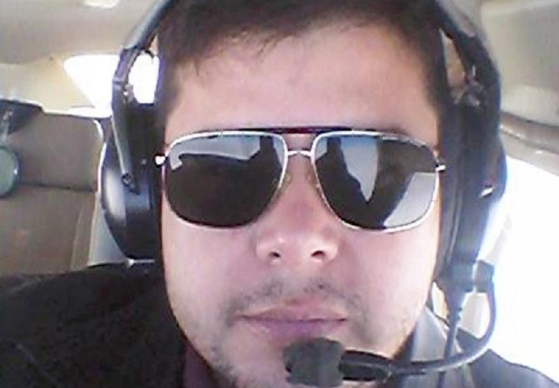 Piloto morre e empresário fica ferido após avião cair em fazenda em Mato Grosso