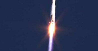 Nasa lança satélite que ajudará astronautas a se comunicar com a Terra