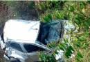 Jovem morre após carro capotar na Rodovia Santarém/Cuiabá