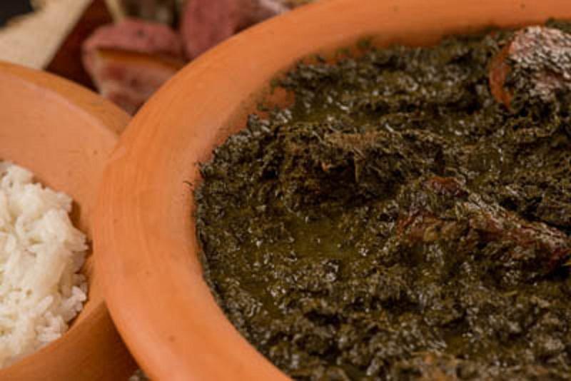 Gastronomia do Pará, a famosa maniçoba (Foto – Fernando Sette)