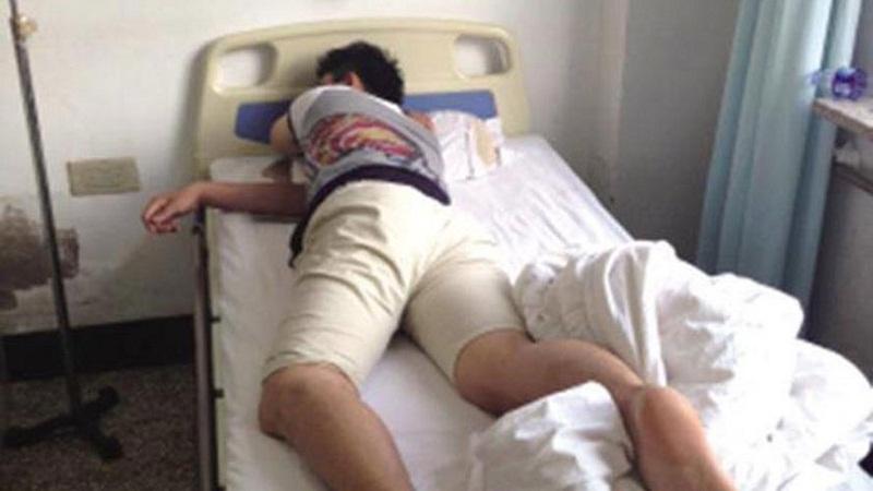 Homem é operado por engano enquanto esperava esposa dar à luz