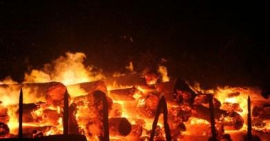 madeira fogo