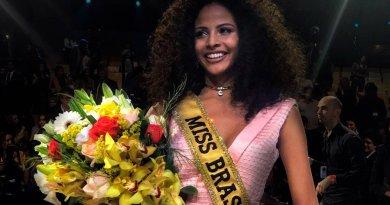 Monalysa Alcântara, do Piauí, vence concurso e é eleita Miss Brasil 2017 (Foto: Ana Ceribelli/BE  Emotion)