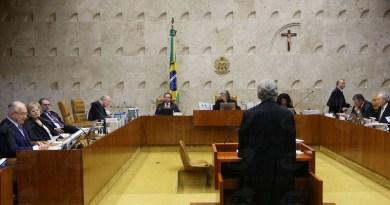 Brasília - O advogado de Temer, Antônio Mariz, fala durante sessão do STF para decidir sobre suspeição do procurador-geral da República, Rodrigo Janot, para atuar nas investigações relacionadas ao presidente Michel Temer (Valter Campanato/Agência Brasil)