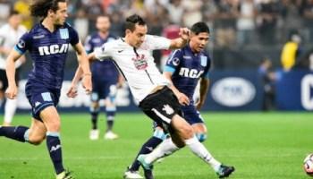 Corinthians empata com o Racing pelas oitavas de final da Copa Sul-Americana fa43302ecc4f9