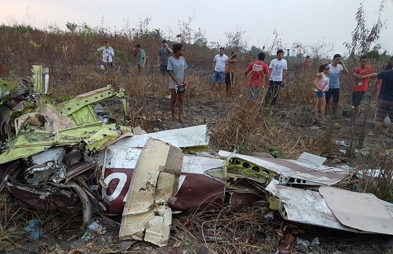 TRÁGICO-Acidente durante evento em comemoração ao dia do Aviador em Itaituba deixa CINCO vitimas fatal