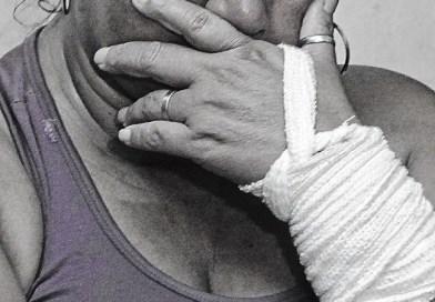 Preso homem que cortou os cabelos e deu socos na ex-mulher em Altamira