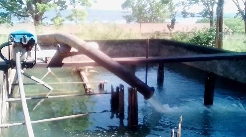 Fordlandia- Filtro de distribuição de água .