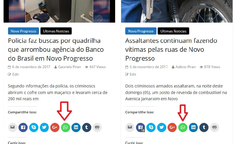 jornal folha do prgressso sap