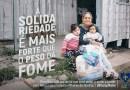 LBV entrega cestas de alimentos a pessoas em situação de vulnerabilidade social