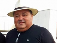 (prefeito de Colniza , Esvandir Antônio Mendes /foto: assessoria)
