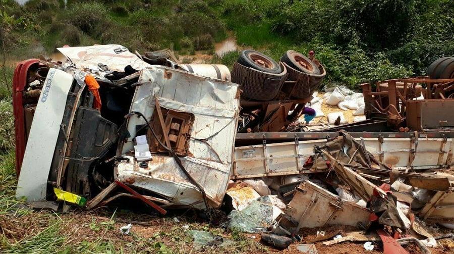 Vídeo flagra acidente impressionante na rodovia Transamazônica; veja!