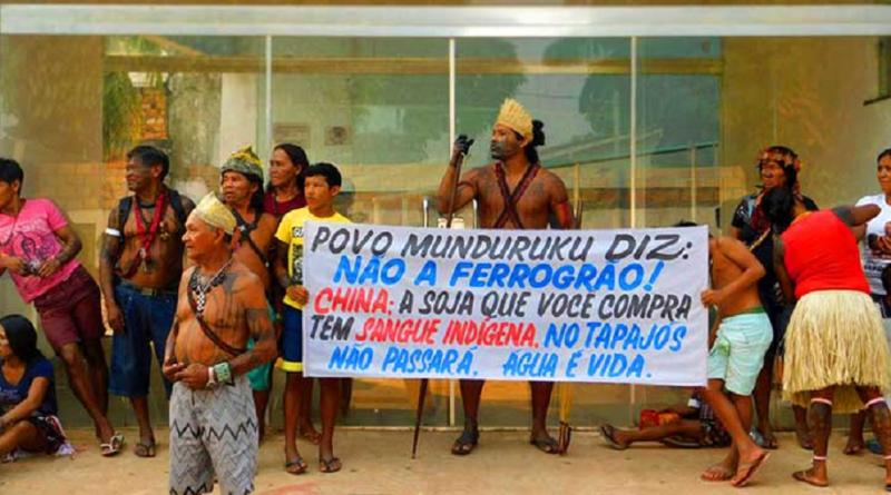indigenas itaituba