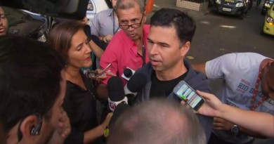 Motorista que atropelou 18 pessoas em Copacabana deixa delegacia no Rio