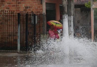 Pará eleva alerta -semana terá chuvas mais intensa
