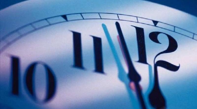 relogio verao horario