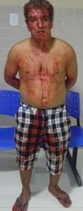 Rômulo Francisco Ribeiro Maciel [CORVO] acusado- (Foto Divulgação Policia)