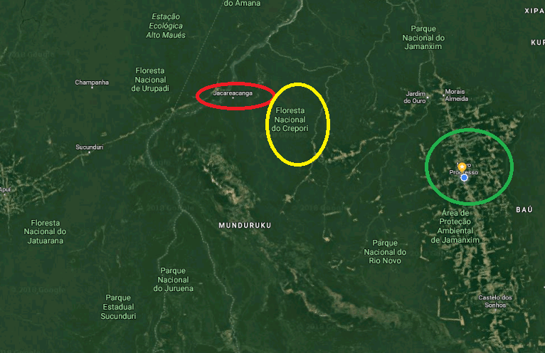(mapa Google)