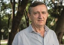 Elso Pozzobon , produtor de Sorriso, MT. Fotos : Fernando Martinho.