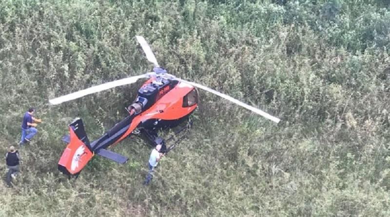 helicoptero pcc