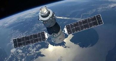 Estação espacial chinesa Tiangong-1 cairá na Terra sem controle nas próximas semanas