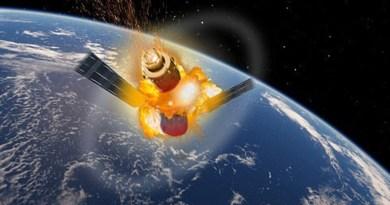 Perigo- Brasil está na rota de colisão de estação espacial chinesa