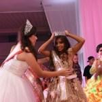 Brasileira Raiane Aparecida Prando Damasceno, de nove anos, foi a campeã do Concurso Miss das Américas Internacional