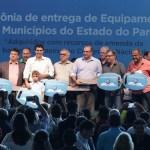Helder beneficia municípios do Pará com 99 novas máquinas-Novo Progresso não foi contemplado com os equipamentos.
