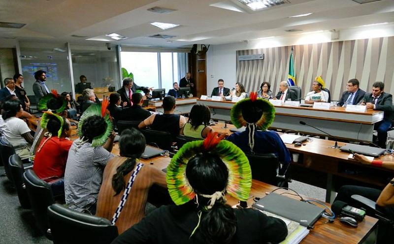(Foto Roque de Sá/Agência Senado)