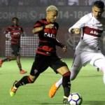 Vitória elimina Internacional nos pênaltis e avança às oitavas de final da Copa do Brasil