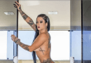 Empresária apontada como amante do ex-lutador Popó esbanja sensualidade na web; veja fotos