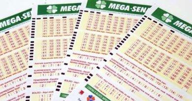 Mega-Sena acumula e deve pagar R$ 30 milhões no próximo sorteio