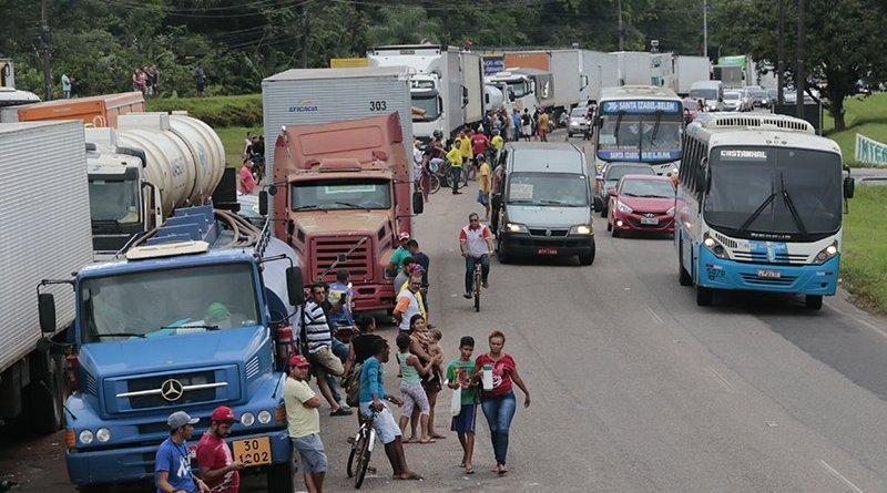 (Foto: Ricardo Amanajás/Diário do Pará)