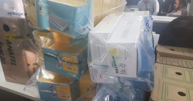 Operação da Anatel mira distribuição de produtos piratas em 7 estados