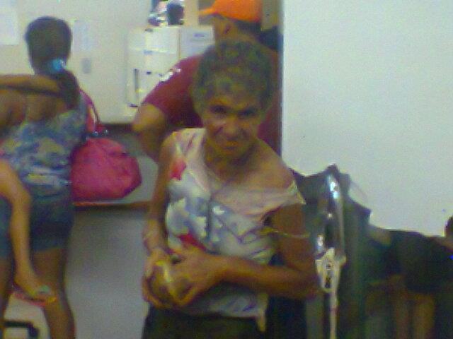 BÉRRO GROSSO flagrado na policlínica do Verdão em Cuiabacity com meu dispositivo móvel Hudson Santos para galera de Novo progresso kkkk Bota fé q eu reconheci essa praga aqui em Cuiabá!! kk essa vai pros amigos de NP (Facebook)