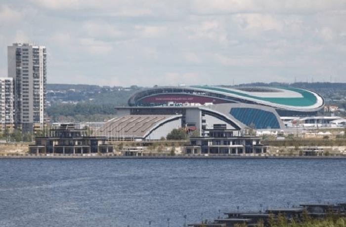A seleção de Tite vai disputar as quartas de final em Kazan. caso se classifique em primeiro colocado do Grupo E. (Foto: Divulgação Fifa).