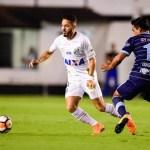 Santos decepciona, só empata com o Garcilaso, mas avança como líder na Libertadores