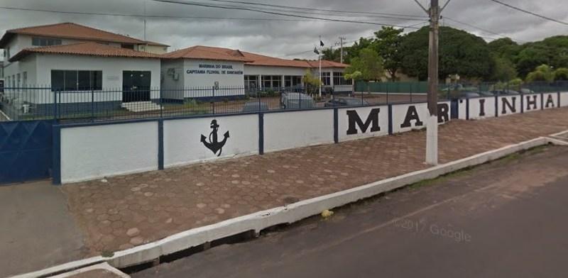 Marinha Santarém (Foto Divulgação )