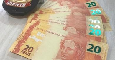 Polícia flagra fábrica de dinheiro falso em MT