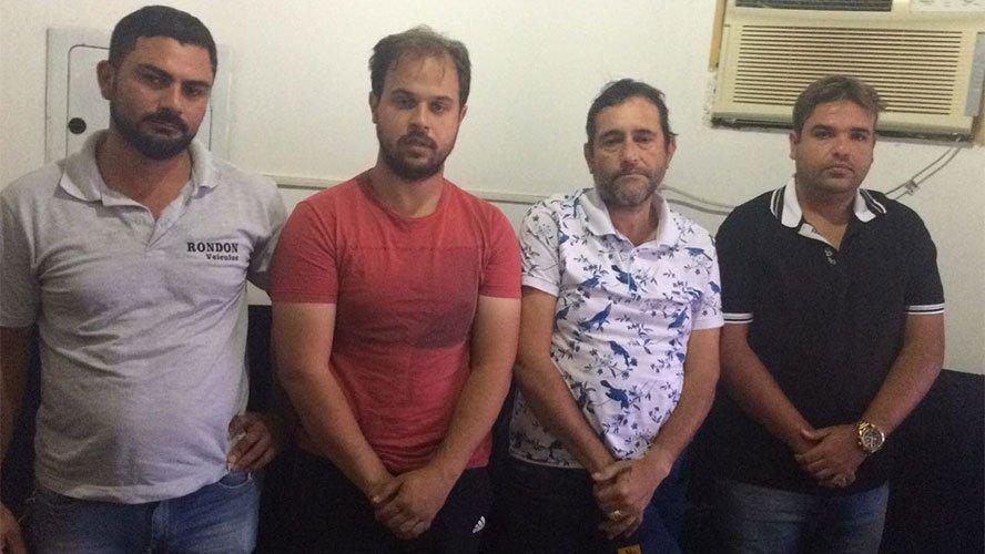 Estelionatários que deram golpe de R$ 170 mil são presos