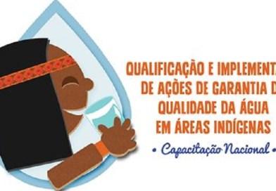 DSEI Rio Tapajós promove capacitação para garantir qualidade da água em áreas indígenas